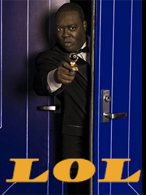 LOL: An evening with Mr. FunnyBlackman poster