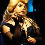 Spencer Meyers in Jobsite's Hedwig and the Angry Inch. (Photo by Crawford Long.)