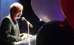 David Jenkins speaks at the 2014 Jobsite Gala. (Photo courtesy Shawn Paonessa.)