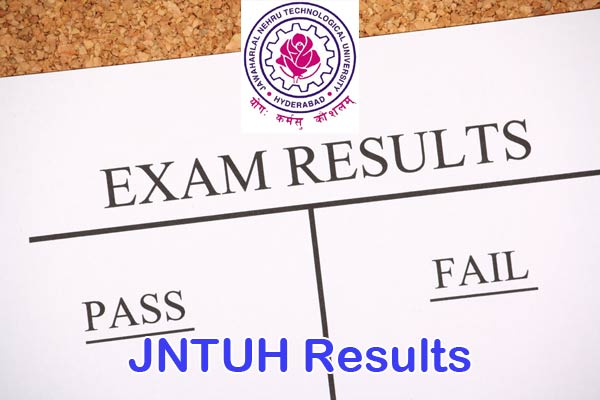 JNTUH Results 2016 of 1-2, 2-2, 3-2, 4-2 Sem (R05, R07, R09, R13)