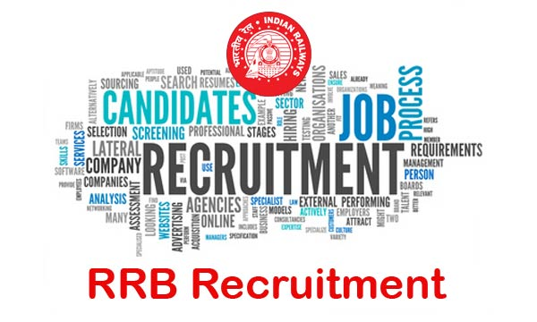 RRB Railway Recruitment at indianrailways.gov.in