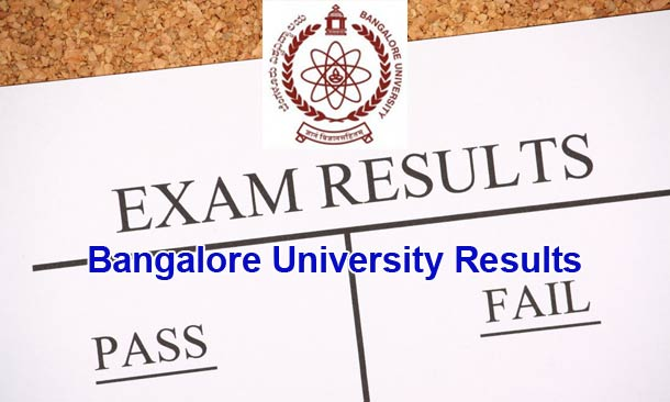 Bangalore University Results Declared