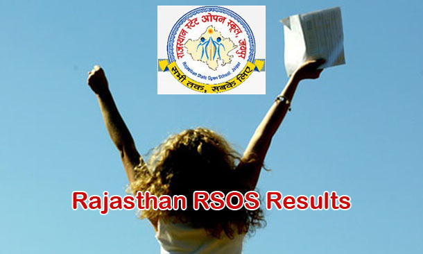 Rajasthan RSOS Result Declared Officially