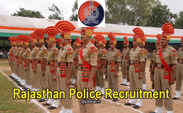 Rajasthan Police Recruitment 2016 Apply Online for 742 Constable Posts