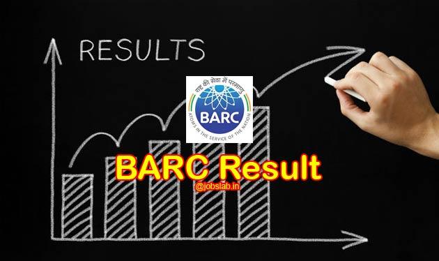 BARC Result 2016 - Check BARC OCES DGFS Result Online