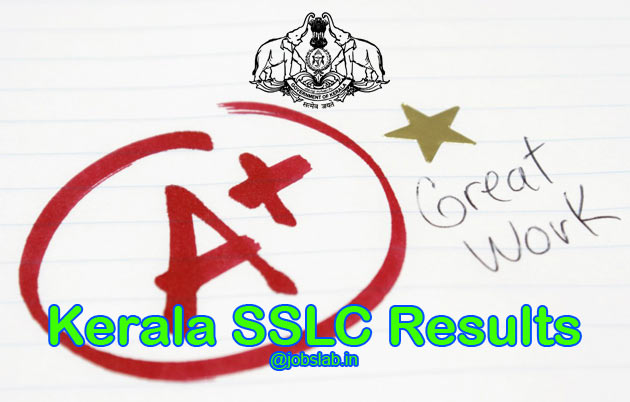 Kerala SSLC Result 2017 Kerala Board 10th Result Available