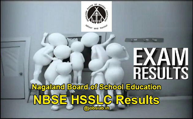 NBSE HSSLC Result 2017 - Nagaland Board 12th Results Available