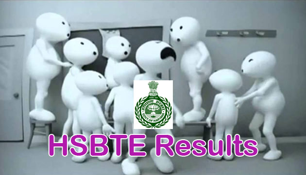 HSBTE Result 2016 for Diploma Polytechnic Nov-Dec (W16) Exam Available