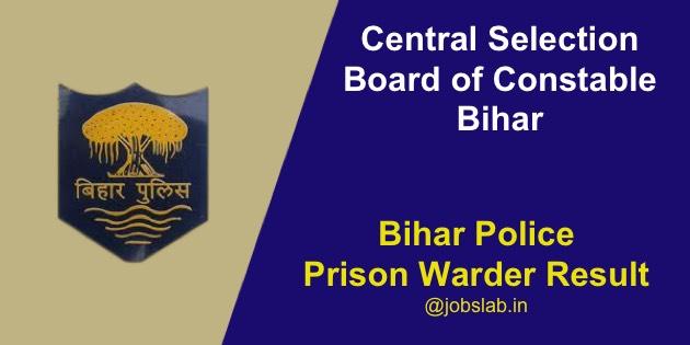 Bihar Police Prison Warder Result 2016 Check Bihar Kakshpal Result, Merit List