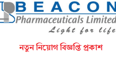 Photo of BEACON Pharmaceuticals Limited Job Circular 2019