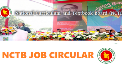 Photo of National Curriculum and Textbook Board (NCTB) Job Circular 2019