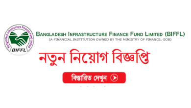 Photo of Bangladesh Infrastructure Finance Fund Limited Job Circular 2019