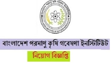 Photo of Bangladesh Institute of Nuclear Agriculture Job Circular 2021