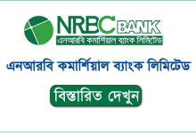 Photo of NRB Commercial Bank Ltd Job Circular 2021