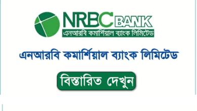 Photo of NRB Commercial Bank Ltd Job Circular 2021