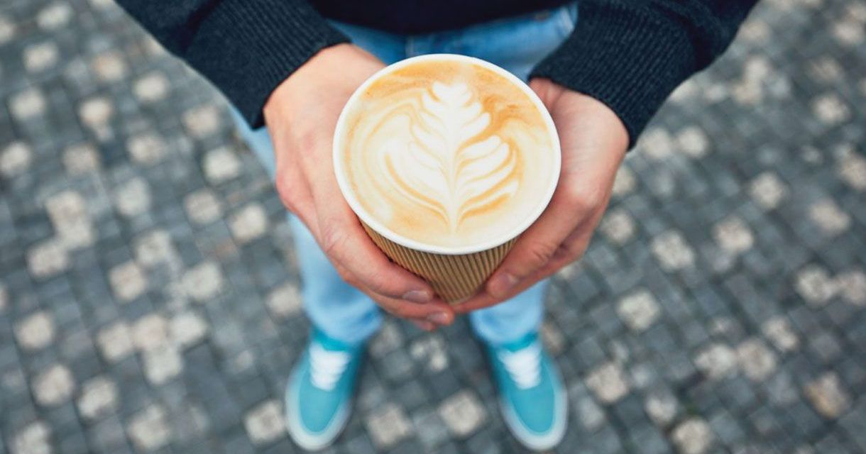 But first…Coffee