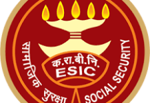 ESIC Recruitment 2019 at Haryana as Specialist and Sr Resident