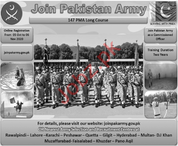 Junior Commissioned Officer Jobs 2020 in Pakistan Army