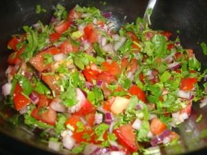 my kachumbari recipe