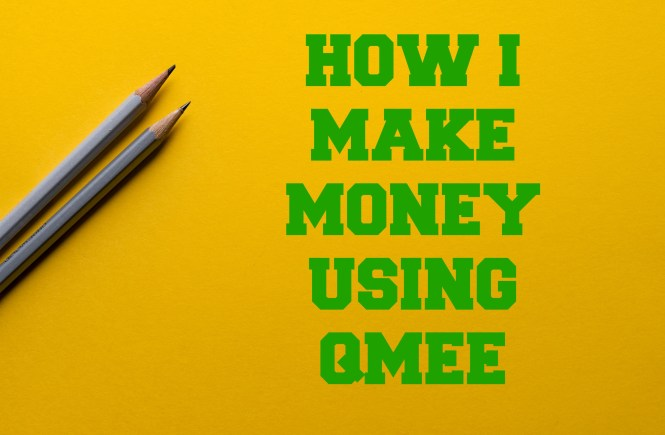 how i make money using qmee