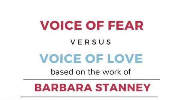 love vs fear