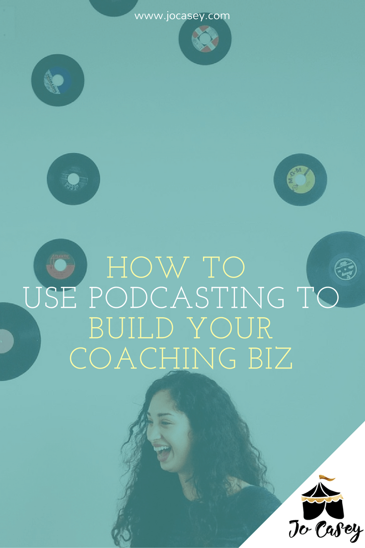 Marc Mawhinney how to use podcasting to build your coaching biz