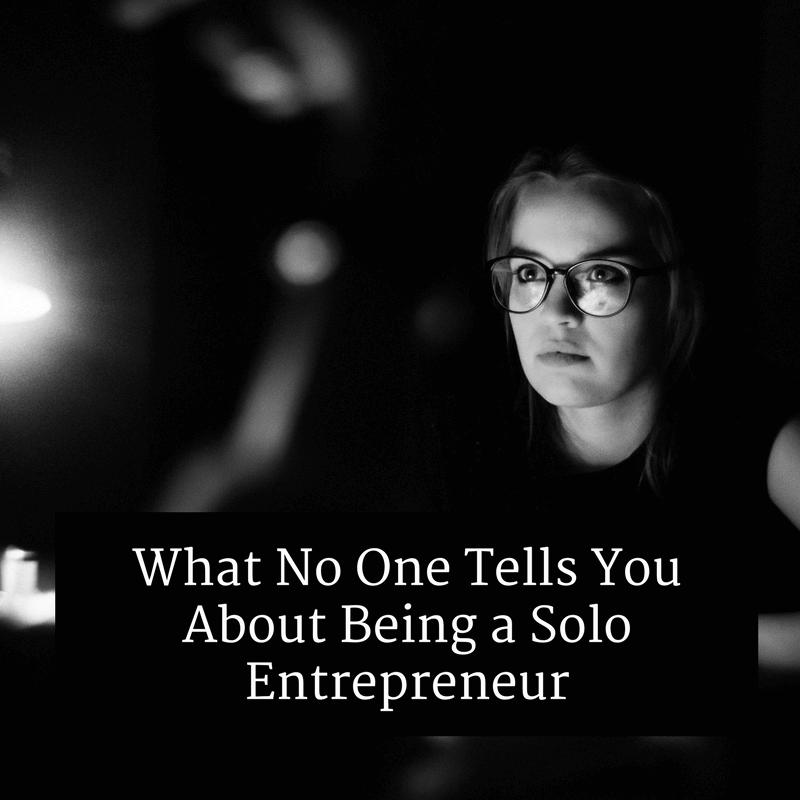 Entrepreneur Isolation