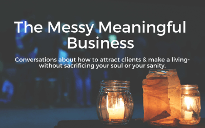 The Messy Meaningful Business Project