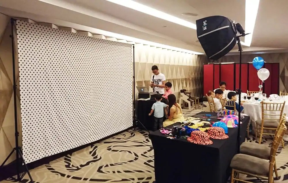 Professional Photobooth Rental