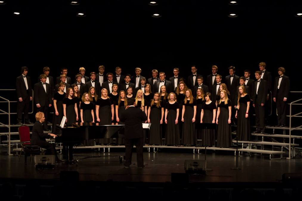 "WORLD PREMIERE: ""Belong"" for Youth Chorale of Central Minnesota"