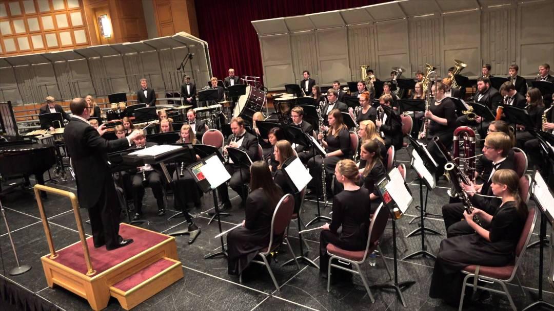 """WORLD PREMIERE: """"Gloria"""" for The Concordia Band"""