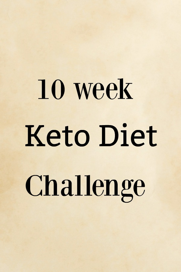 There are 10 weeks until January 1st people! Can you believe it?! I'm doing  a 10 week keto challenge for myself because I feel I like to need to buckle  down ...
