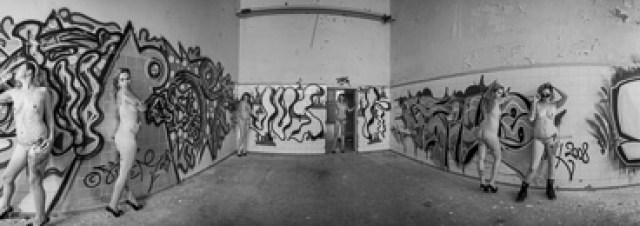 Lost Places, Graffiti & Mau