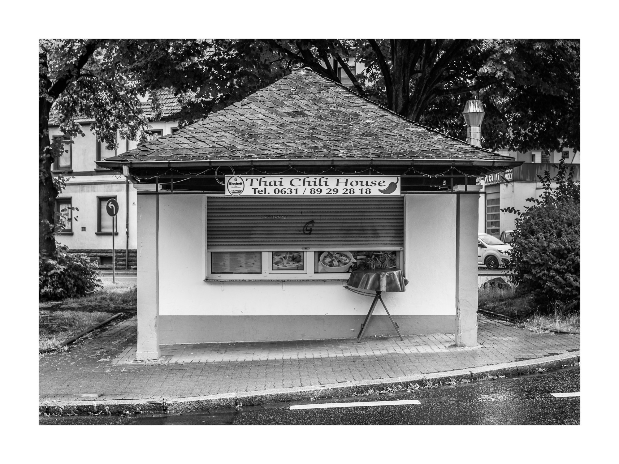 Kiosk #8