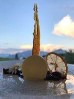 Dolomiten Restaurant mit Panoramablick im Berghotel Jochgrimm