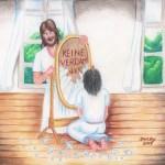 Prophetische Kunst Keine Verdammnis Jocky De