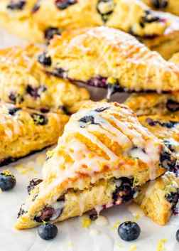 Image result for Blueberry Scone