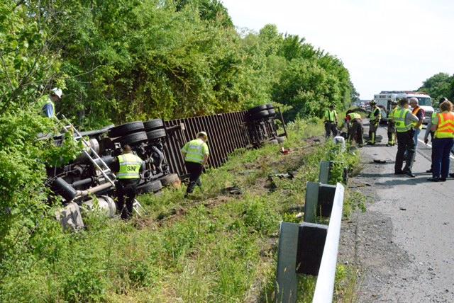 Accident I95 photo 2