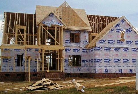 New Home Constructin
