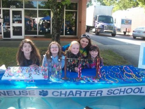 Neuse Charter School 4th Grade Science & Social Studies classes