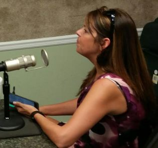 April Stephens, President of the Johnston County Association of Realtors appears on AM-1090 WTSB.