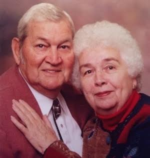 Billie and Faye Lawson died in a SC assisting living center just three days apart. The couple had been married for 57 years. Their son, Rev. Billie Lawson Jr., pastor of Wilson's Mills Baptist Church, conducted one funeral for both of his parents.