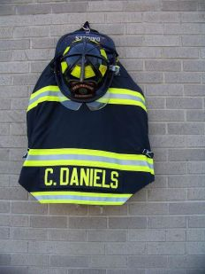 Chris Daniels Fire Suit