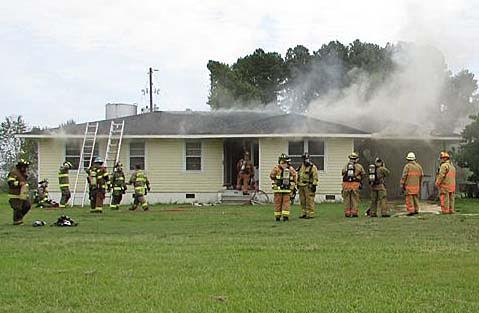 Fire Gurley Road 2