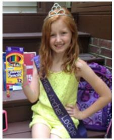 Little Miss Archer Lodge Marissa Stone is sponsoring a Back To School Supply Drive and Movie Night on August 18th.