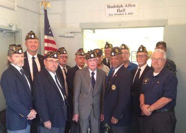 Clayton American Legion 10-12-15