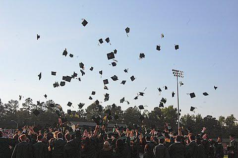 Graduation SJHS 2016