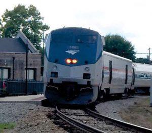 Selma Train Depot