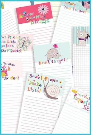 Magnetic Jotter Pads