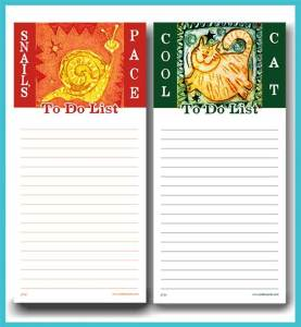Magnetic Jotter pads - Twin Pack £4.99